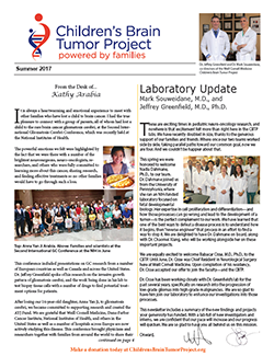 2017 Summer CBTP newsletter